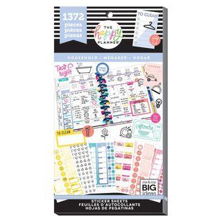 Happy Planner Stickers - Household