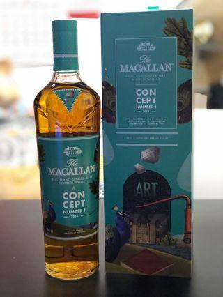 Macallan concept no.1
