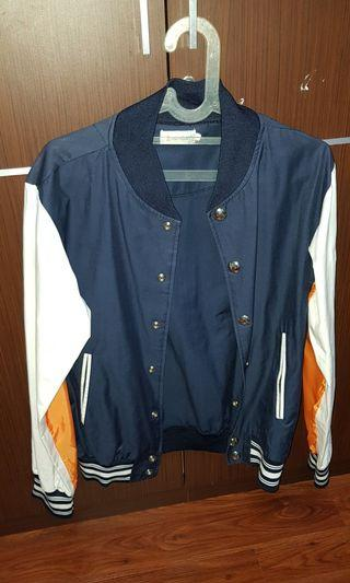 Moncler Varsity jacket please online check for international preloved price