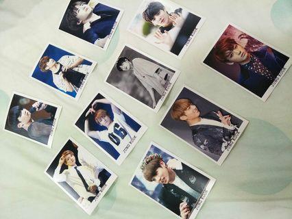 BTS Jungkook Lomocards