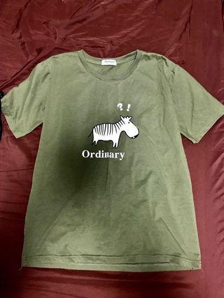 T shirt made in Vietnam