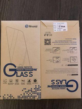 🚚 2.5D HD Tempered Glass Anti-Shock Screen Protector