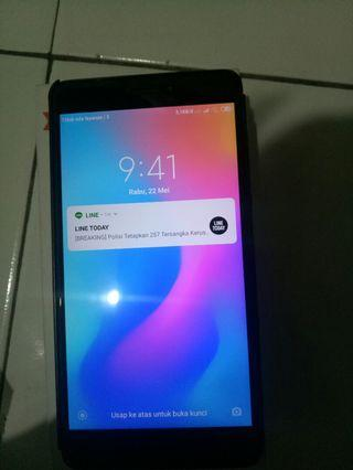 Xiomi Note 4x Black 16Gb