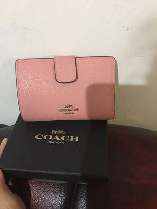 Coach Wallet small dompet