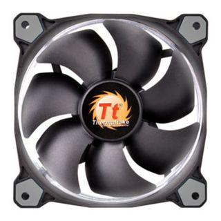 ThermalTake Riing 12 120mm White LED Radiator Fans