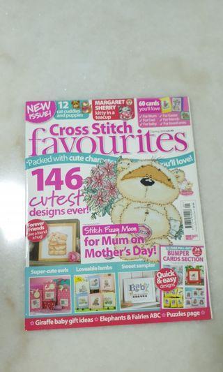 Cross stitch favorites magazine