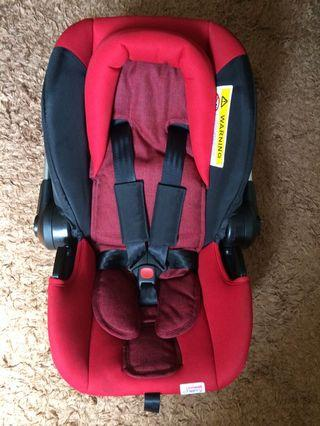 PRELOVED Sweet Cherry Carseat (SCR7)