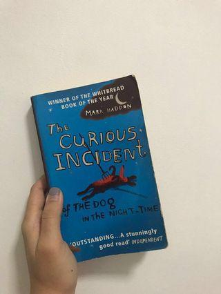 🚚 The Curious Incident of the Dog in the Night Time