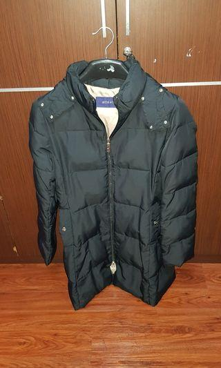 MCM goose feather Parka Jacket 100% authentic mint collection