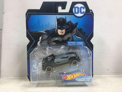 Hot wheels DC comics batman