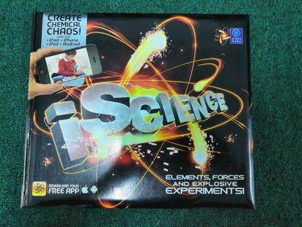 Science and cartoon book