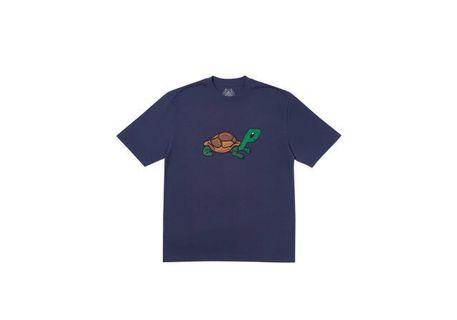 Palace Skateboards Purtle Navy Tee T-shirt Medium