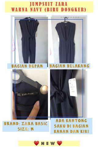 Jumpsuit by Zara Basic