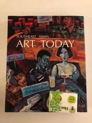 Southeast Asian Art Today hardcover