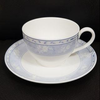 Lavender flowers tea Cup 🌹Promo