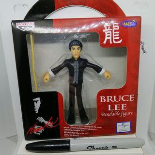 Bruce Lee figure by Banpresto Japan (genuine licensed)