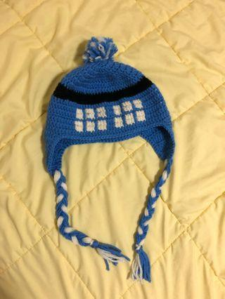 Doctor Who Earflap Beanie