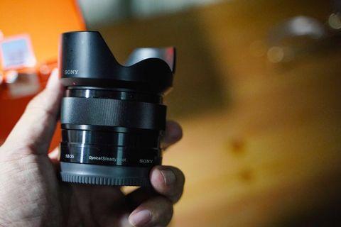 Sony E35mm F1.8 OSS Lens