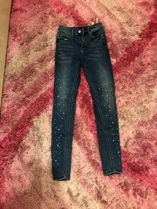 Stardivarius jeans
