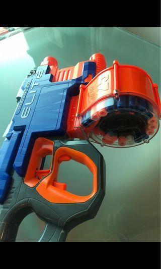 Nerf gun送滑板