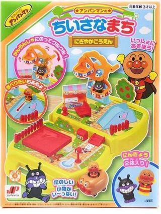 Anpanman mini town 麵包超人遊樂場