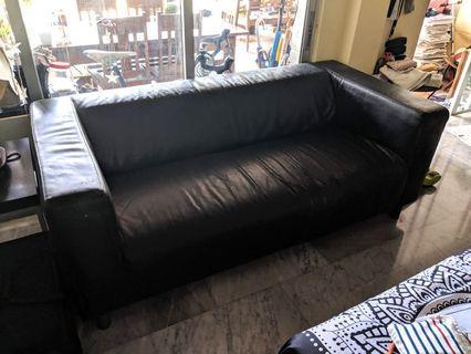 🚚 Ikea 2-Seat Sofa