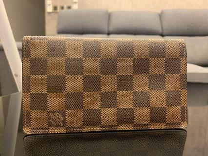 Authentic LV Card And Wallet