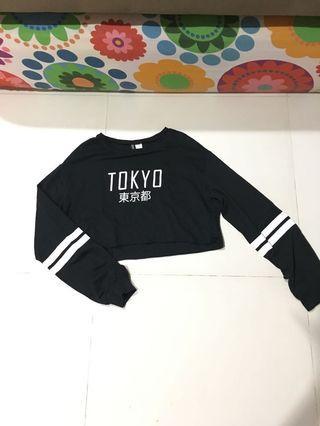 Tokyo crop top