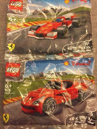 Shell Lego complete set include casing