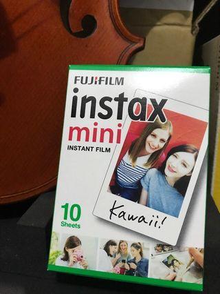 🚚 Fujifilm instax Mini 富士拍立得底片(two boxes)