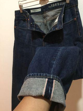 GAP Selvedge Denim