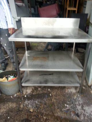 Cooking stand / Shelving