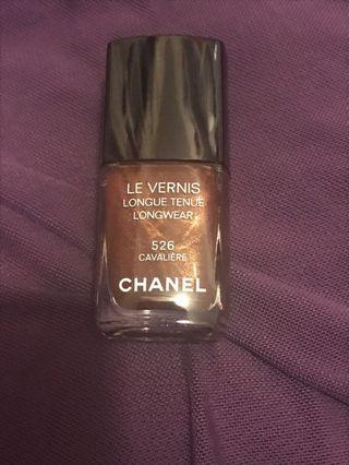 Chanel 指甲油#526