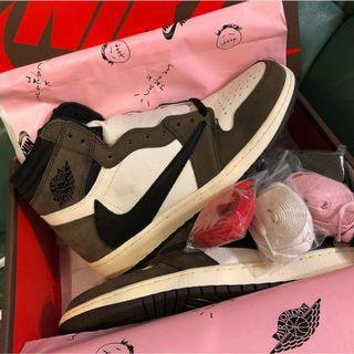 Nike Air Jordan 1 Travis Scott (PK GOD 2.0)