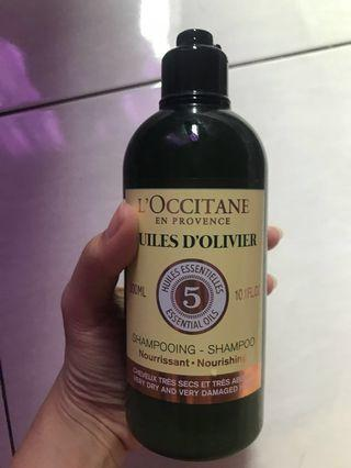 <Free postage fee> locittane aromachologie Oliver nourishing hair shampoo