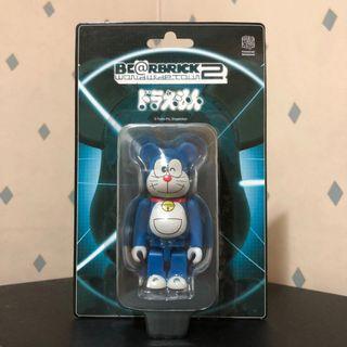 Bearbrick 100% 多啦A夢 叮噹 Doraemon 不二雄 Bear Be@rbrick Toy Figure Art Design Rabbrick R@bbrick Nyabrick Ny@brick 模型 擺設 收藏品 玩具 禮物 生日禮物