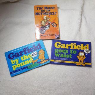 #ramadansale Imported English Garfield Comics and Novel