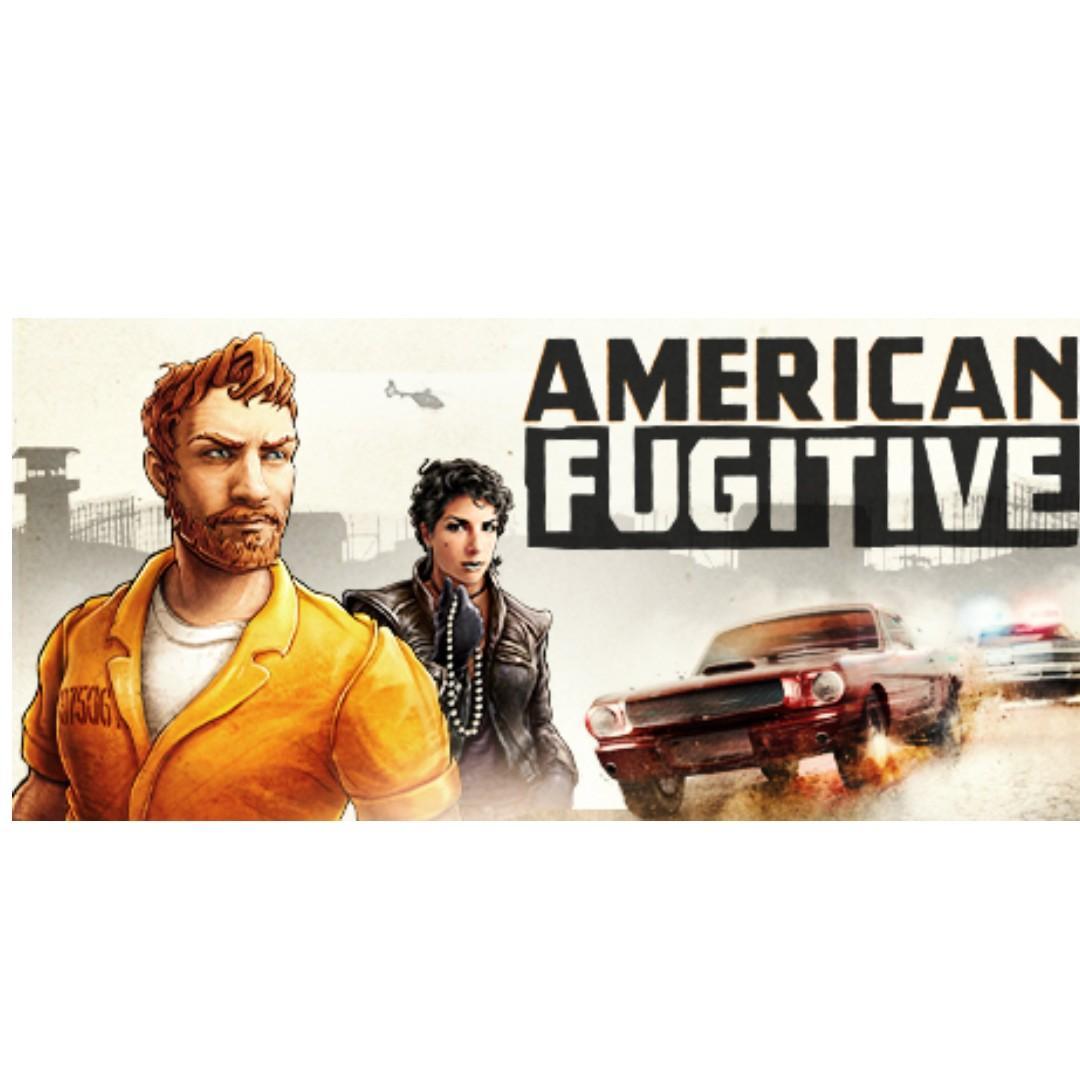 🚛 American Fugitive [PC] 🚚