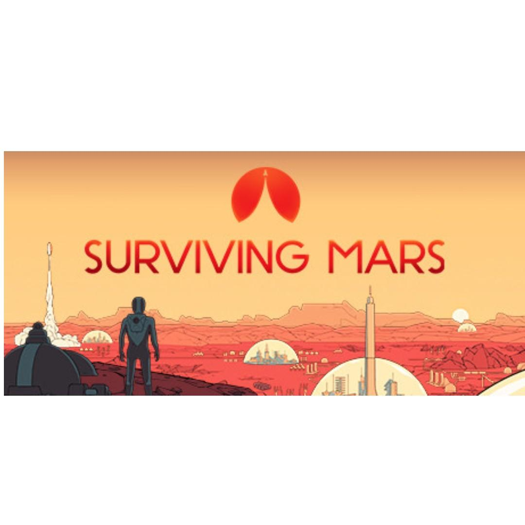 🚛 Surviving Mars [PC] 🚚