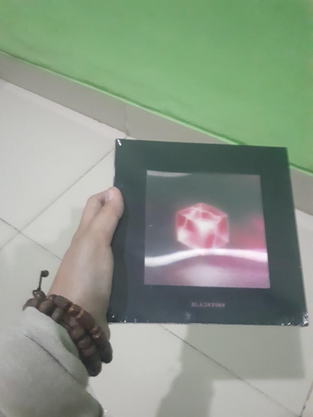 Album Blackpink Square Up murah dan baru.
