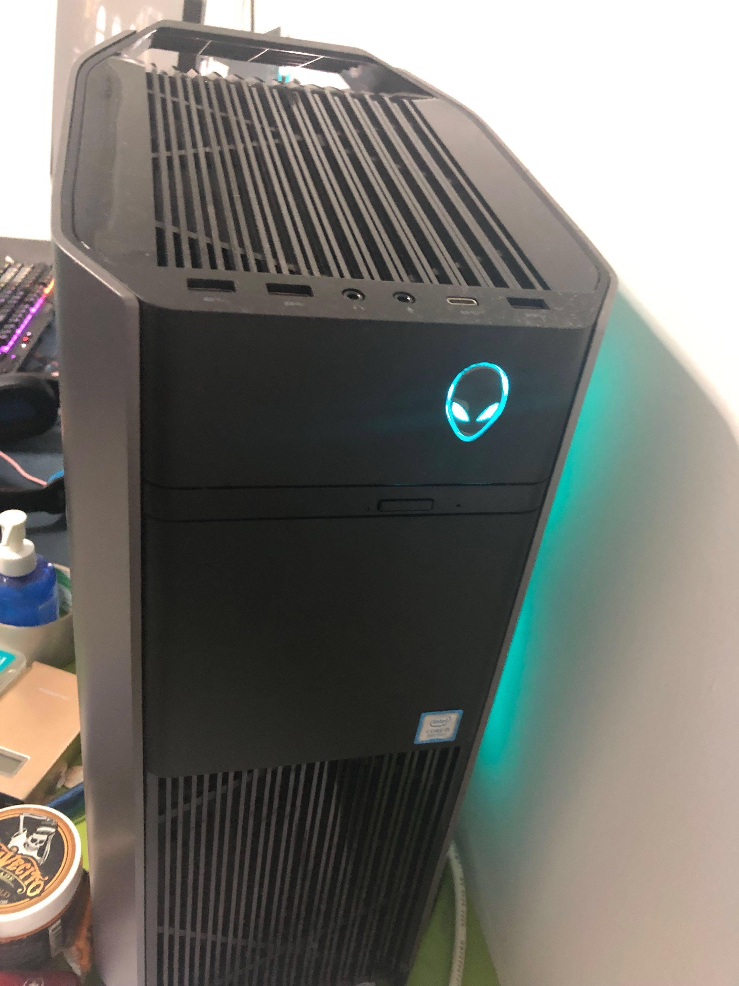 Alienware Aurora R7 Gaming desktop