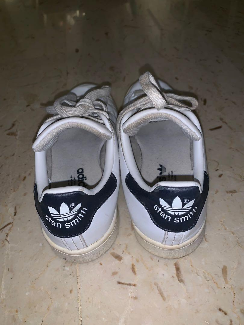 Authentic Adidas Stan Smith in navy blue