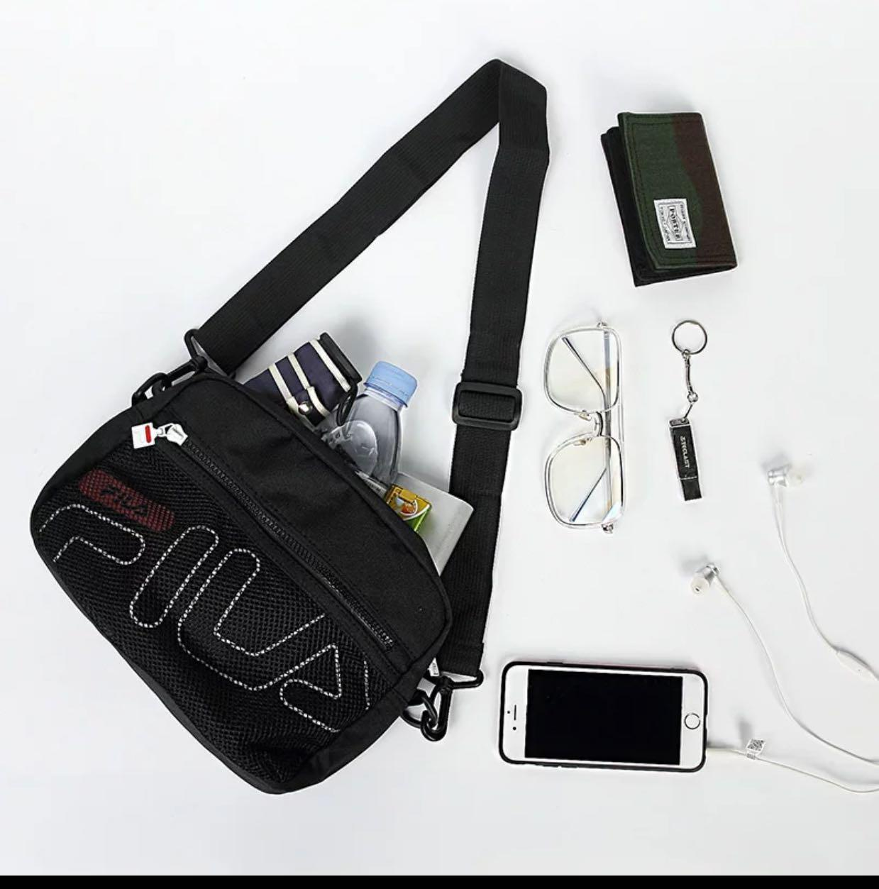 Authentic Fila Sling Bag(Brand new and instocks)