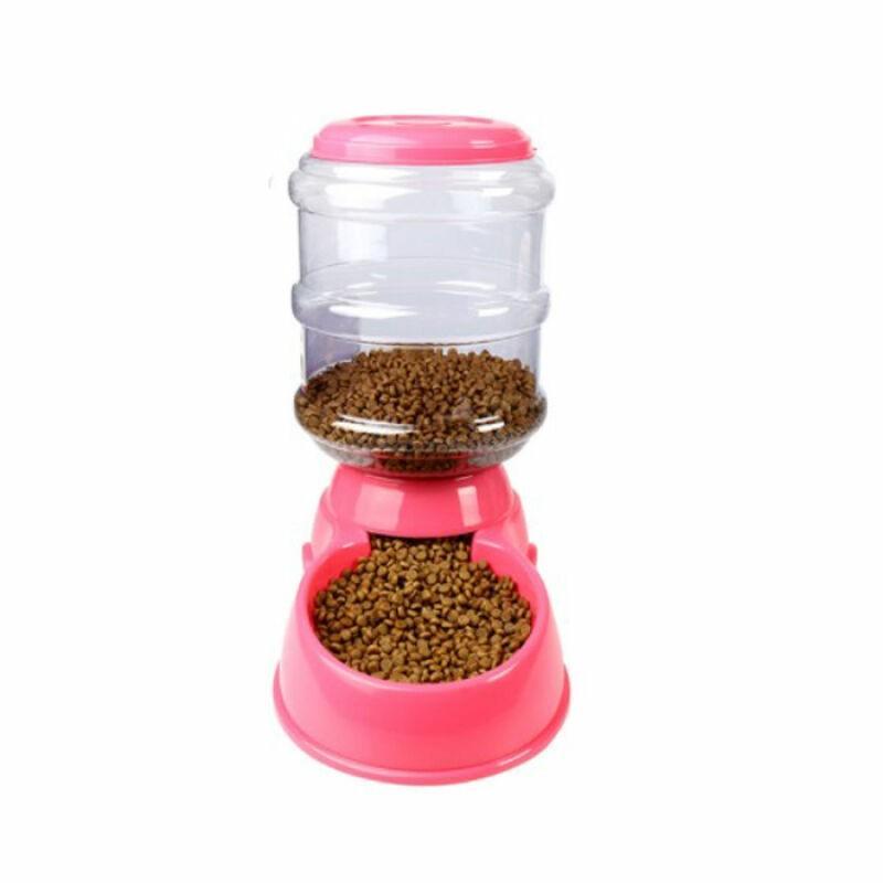 Auto feeder minum/makan anjing / kucing peliharaan 3.5L