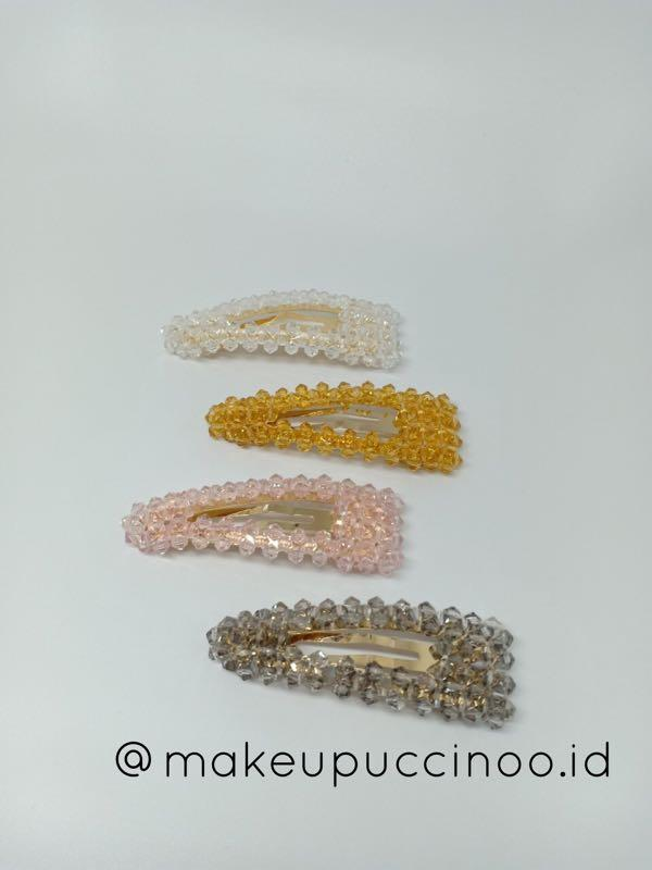 Beads Square Hairpin