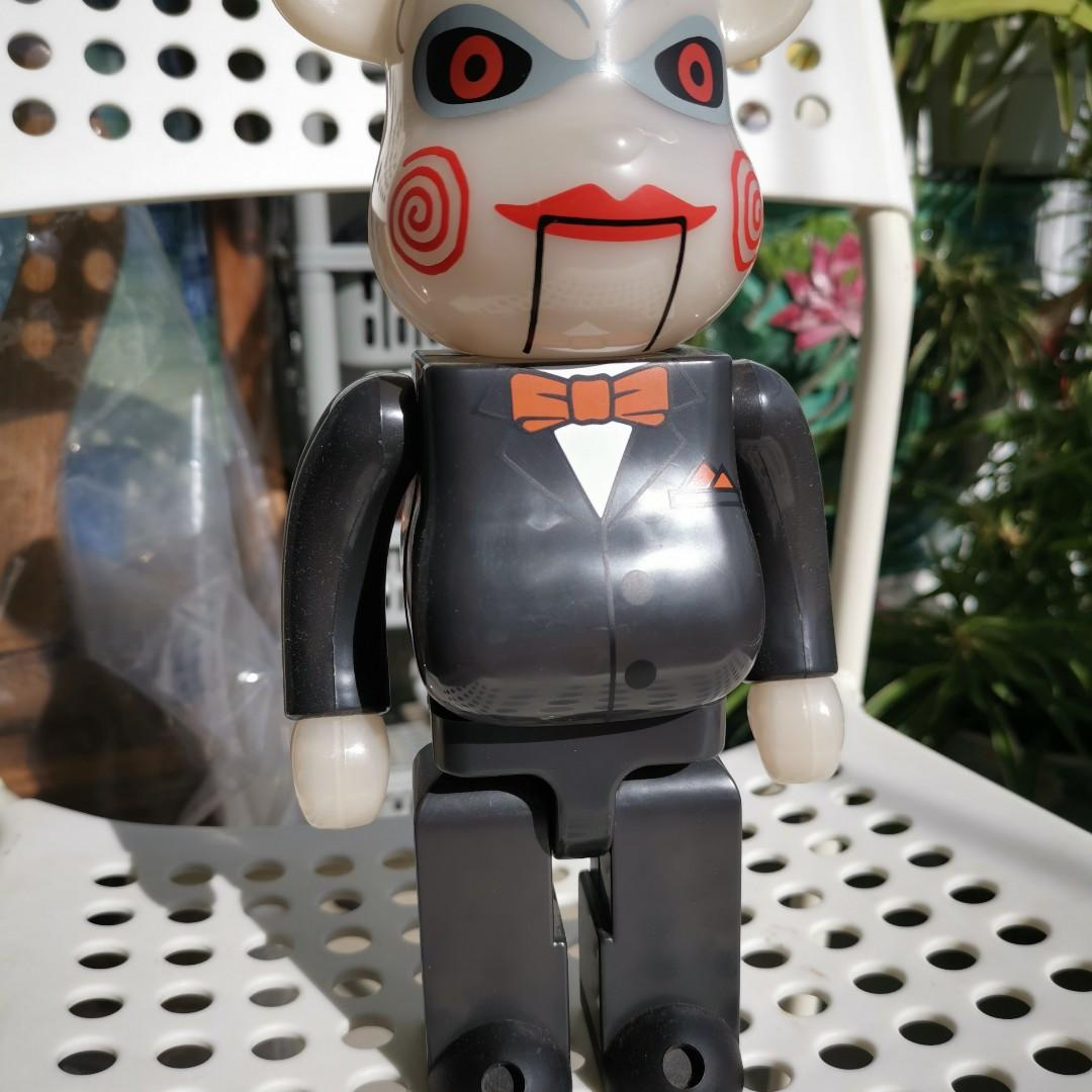 Bearbrick 400% SAW