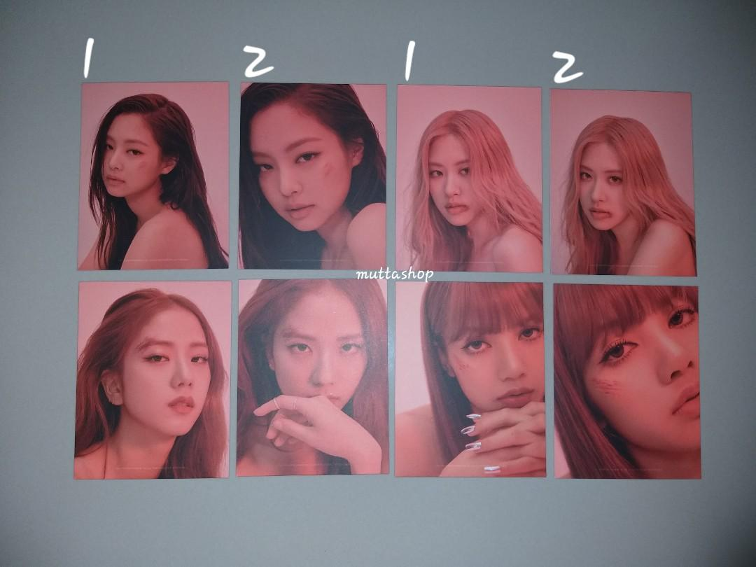 BLACKPINK Kill This love Photocard Official
