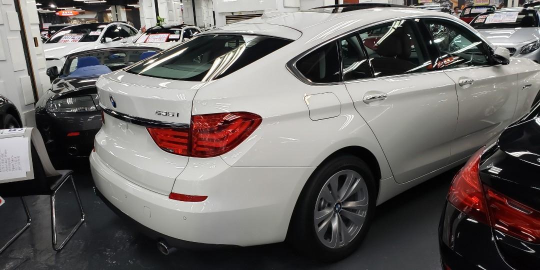 2013 BMW 535IA Gran Turismo