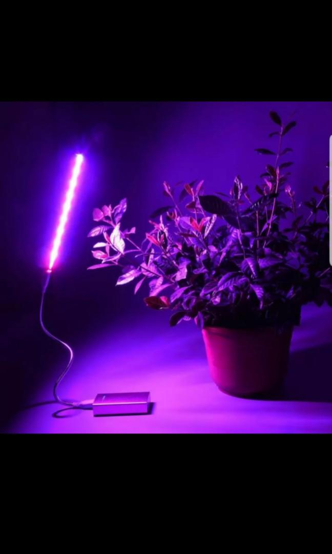🏜👍BN USB LED Plant Growth Full Spectrum Lights for tabletop/ indoor Plants