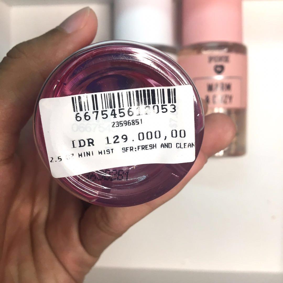 Body Mist Victoria's Secret PINK (travel size)